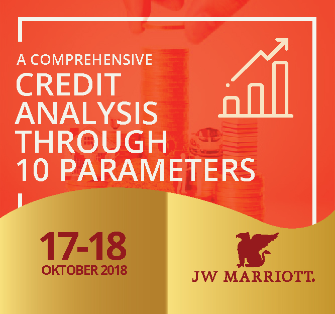 Protected: 17-18 Oktober 2018, A Comprehensive Credit Analysis Through 10 Parameters