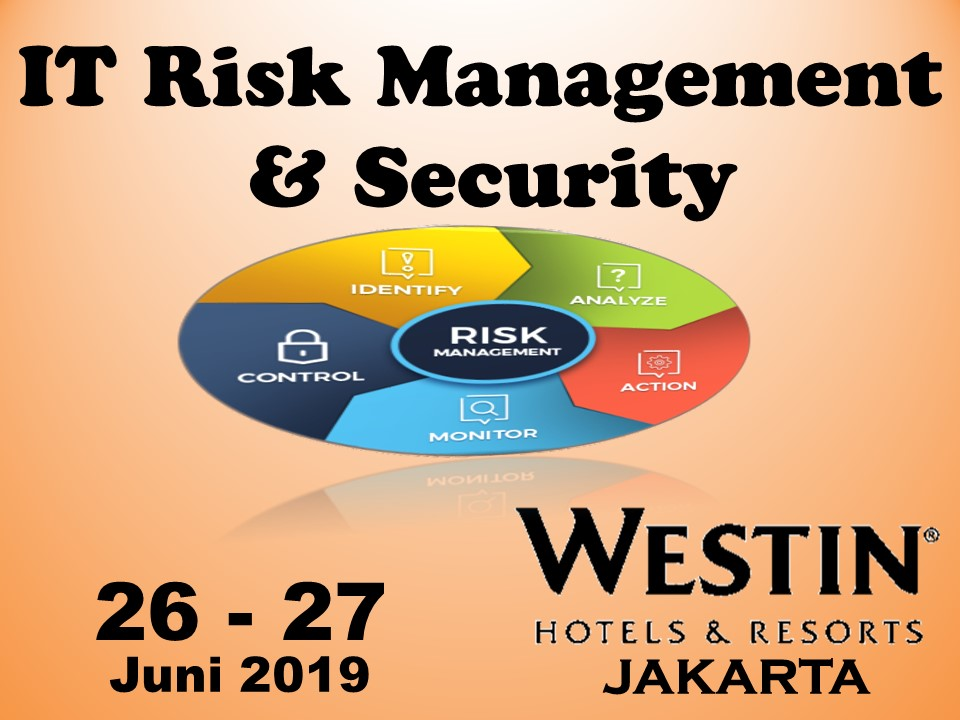 Protected: 26 – 27 Juni 2019, Workshop IT Risk Management & Security